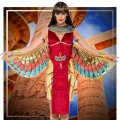 Déguisements Égyptiens pour Femme