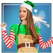 Disfraces de Elfa para mujer