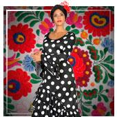 Costumi di Flamenca, Sevigliana, Toreri e Cordobese da Donna