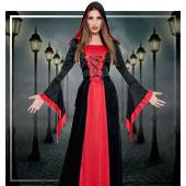 Gothic Kostüme für Frau