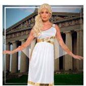 Déguisements Grecs pour Femme