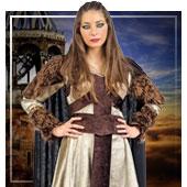 Disfraces de Ferias Medievales para Mujer