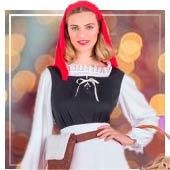 Disfraces de Pastorcilla para mujer