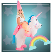 Disfraces de unicornio para mujer
