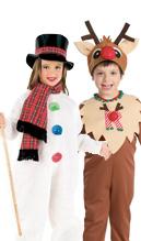 disfraz navideño para niño