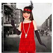 20er Jahre Kostüme für Mädchen
