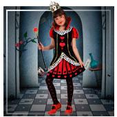 Gesellschafts- und Glücksspiele Kostüme für Mädchen