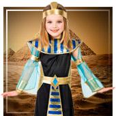 Déguisements Égyptiens pour Fille