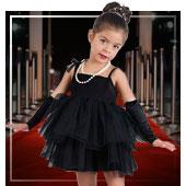 Disfraces de cantantes y famosos para niña