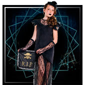Gothic Kostüme für Mädchen