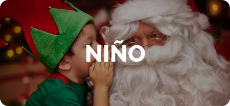 Disfraces de Navidad para niño