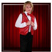 20er Jahre Kostüme für Junge