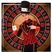 Gesellschafts- und Glücksspiele Kostüme für Junge