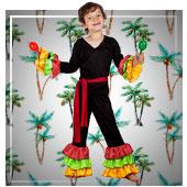 Aus aller Welt, Länder und Regionen Kostüme für Junge