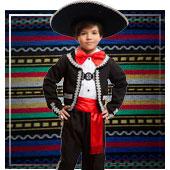 Costumi di Messicano da bambino
