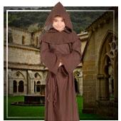Mönche und Nonnen Kostüme für Junge