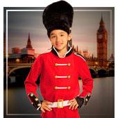Disfraces de uniformes y oficios para niño