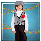 Disfraces de san Isidro para niño