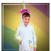 Disfraces de unicornio para niño