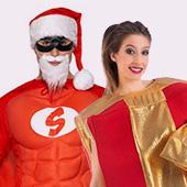 Disfraces Originales de Navidad