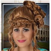 Römer, Ägypter und Griechen Perücken