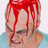 Perruques de zombies