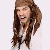 Perruques de Pirates et Corsaires