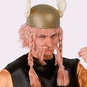 Perruques de Vikings et Barbares