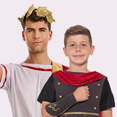 Disfraces de Romanos, Egipcios y Griegos