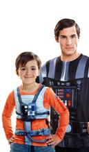 disfraces y accesorios de star wars para regalo