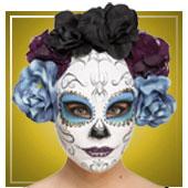 Masques Têtes de Morts