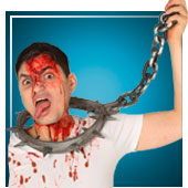 Instruments de Torture pour Halloween