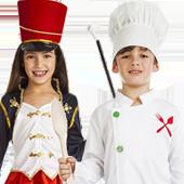 Disfraces de uniformes infantiles