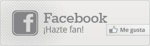 Hazte fan nuestro en Facebook