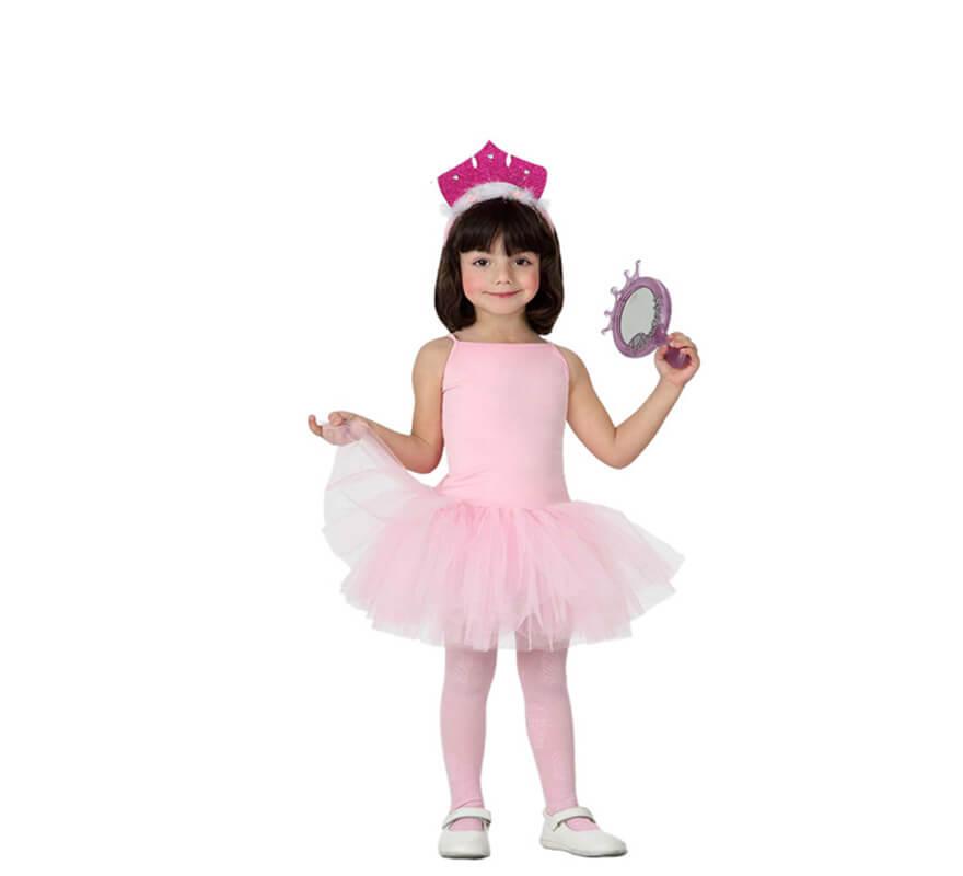 disfraz de bailarina rosa para ni a