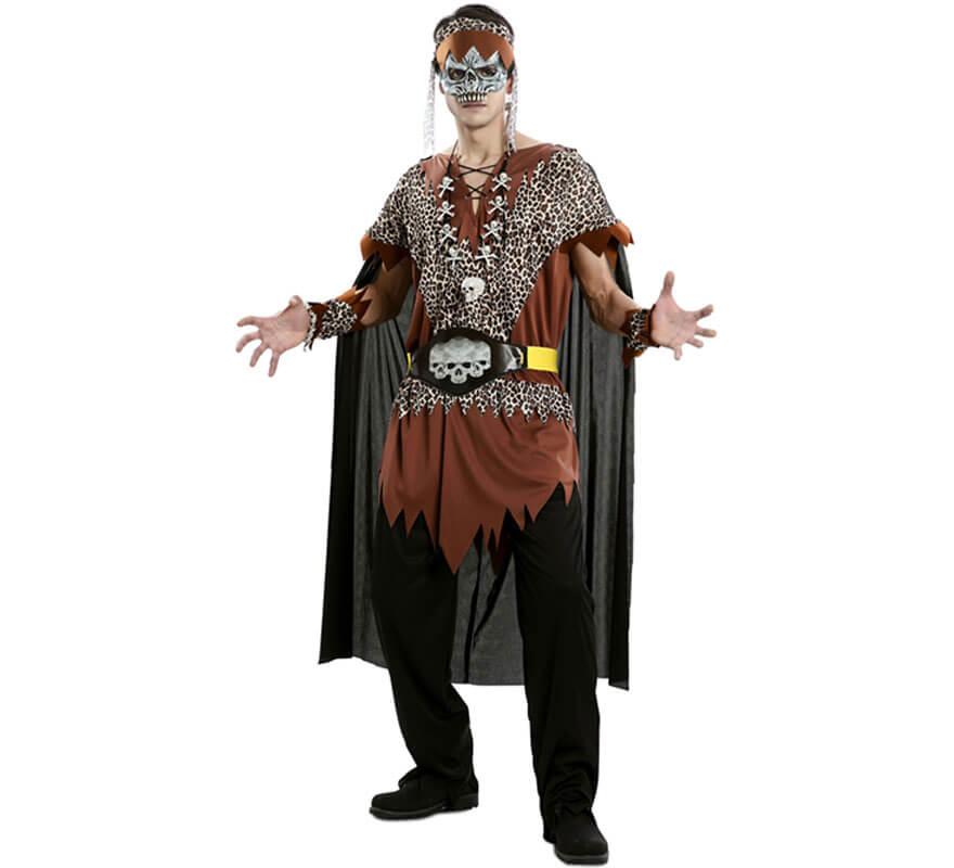 STREGONE Maschera Halloween Voodoo Costume Accessori