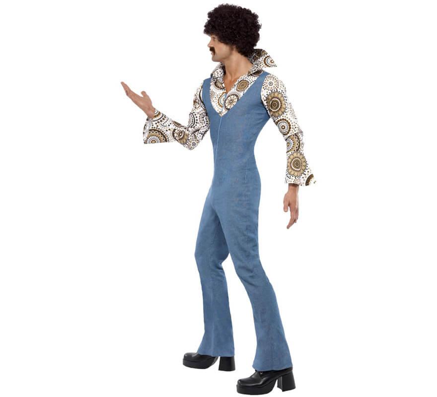 Disfraz de los Años 70 Groovy Dancer para hombre-0