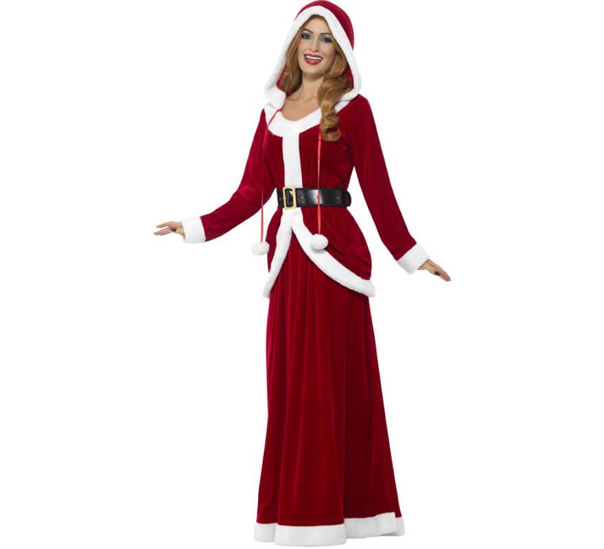 Imagenes de vestidos de santa claus para mujeres