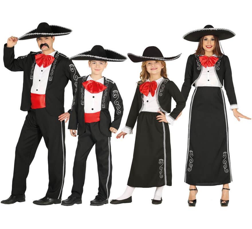 Disfraz de Mariachi Mexicano para niña-0 c5fb156dea7