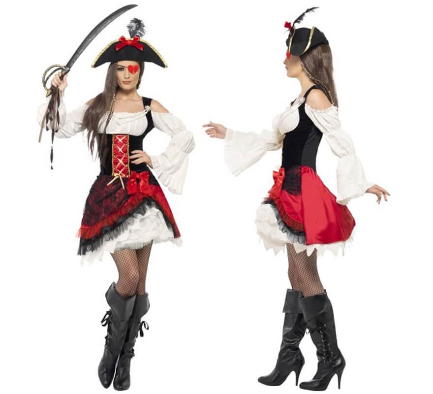 Disfraces de Pirata, Bucaneros y Corsarios Disfraz