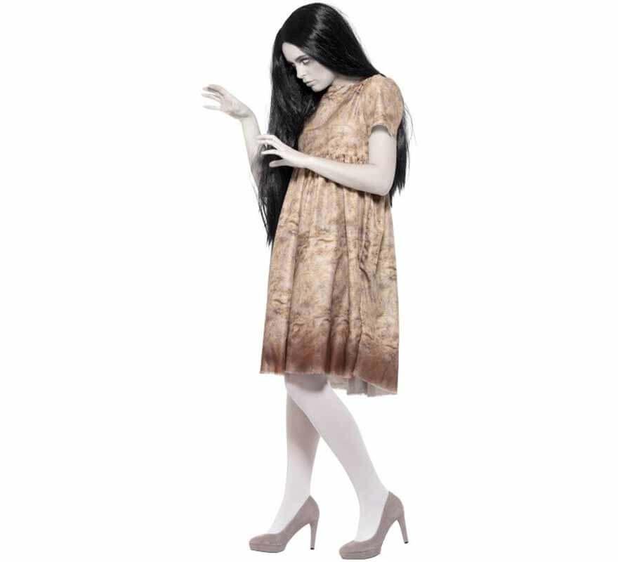 Disfraz de Princesa Bella Larga para mujer - Envío en 24h