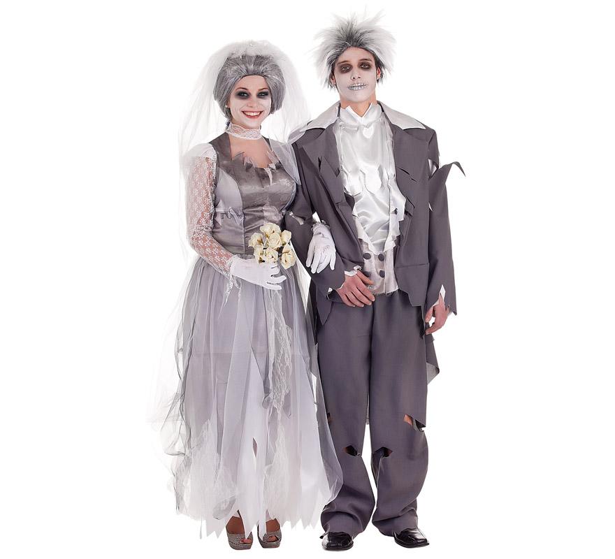 casado acompañante del hotel disfraz