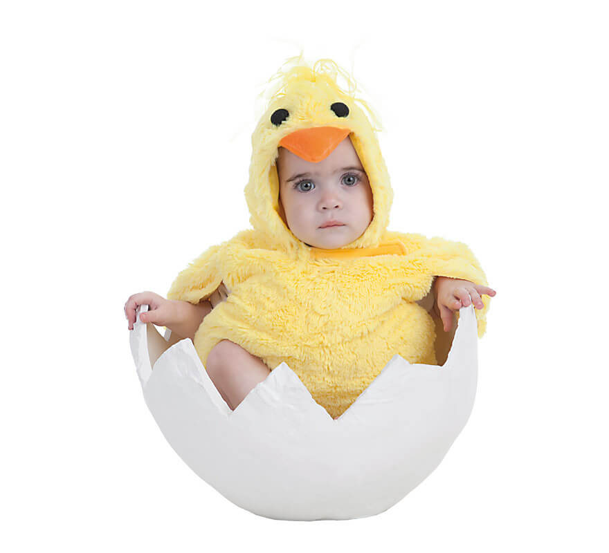 Disfraz de Pollito bebé