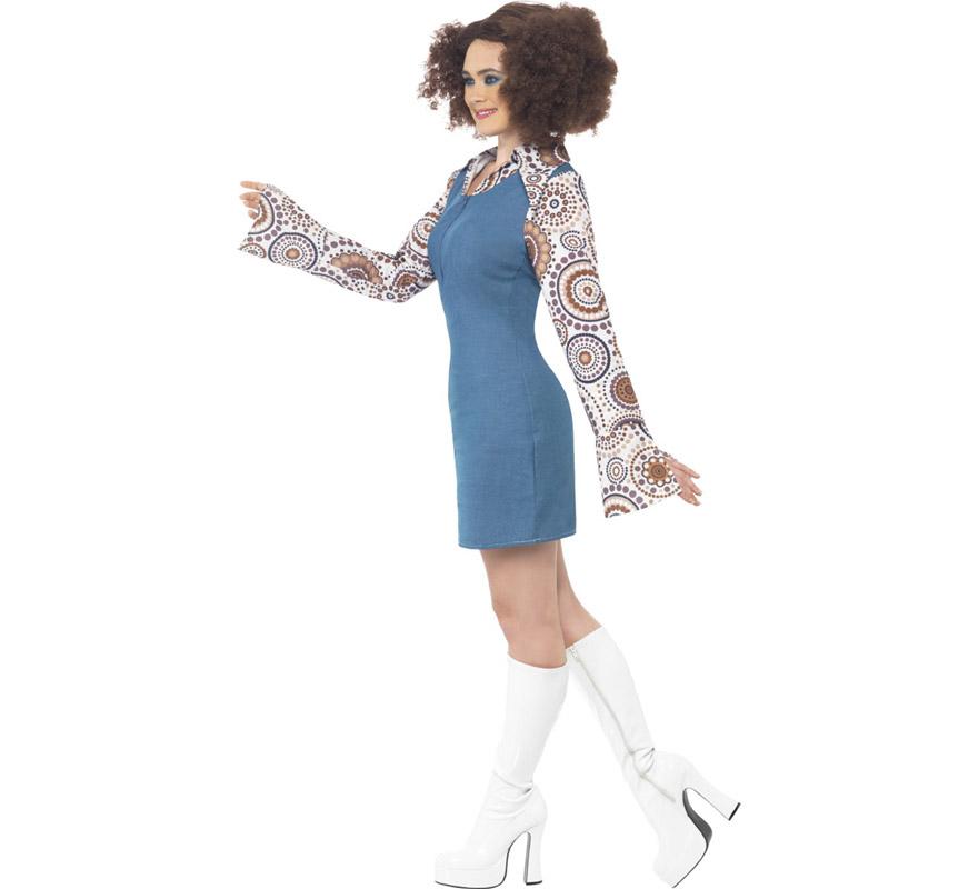Chica en los 70 s