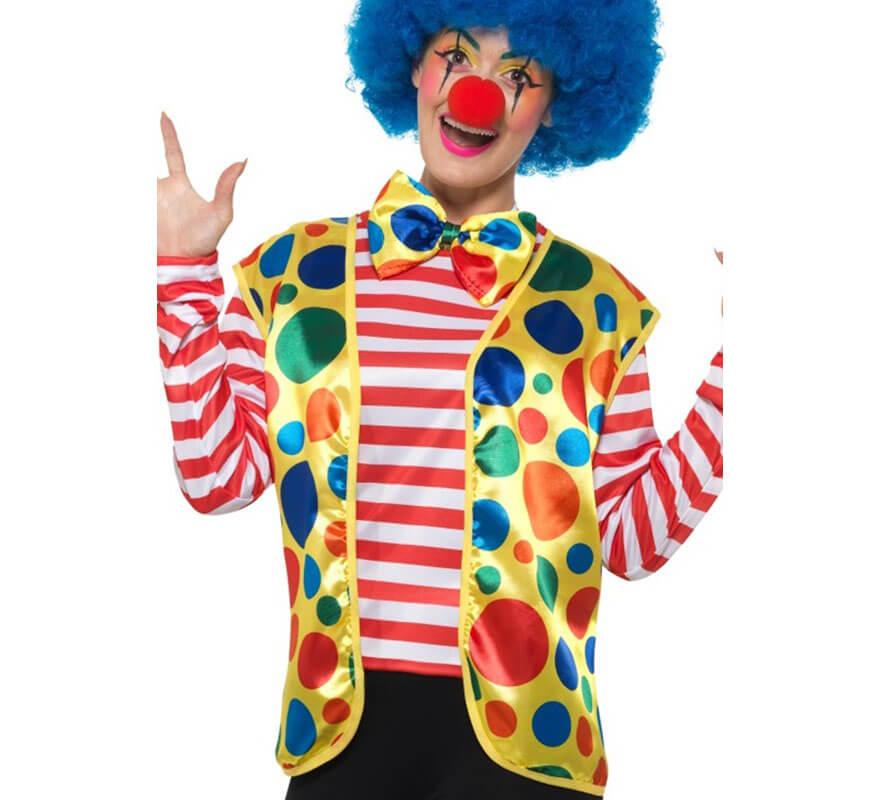 NUOVO Gilet Clown