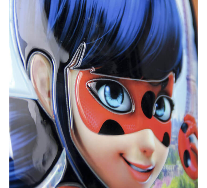 Dos Sac Réversible de 31x38x13 Ladybug Miraculous à cm 8aZa5qw
