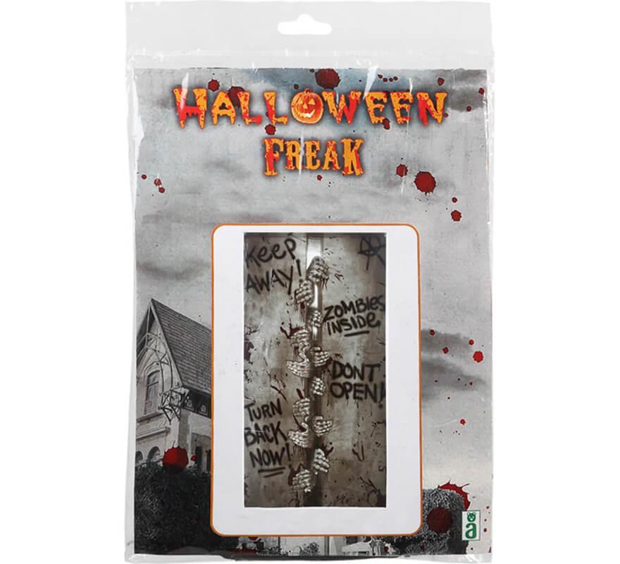 Poster de decoraci n halloween 152x76 cm - Poster decoracion ...