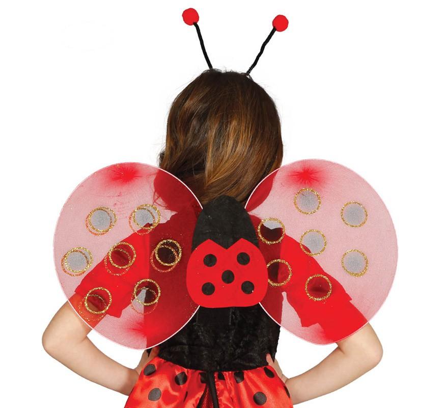 Disfraz miraculous ladybug classic para ni a - Disfraz de mariquita de nina ...