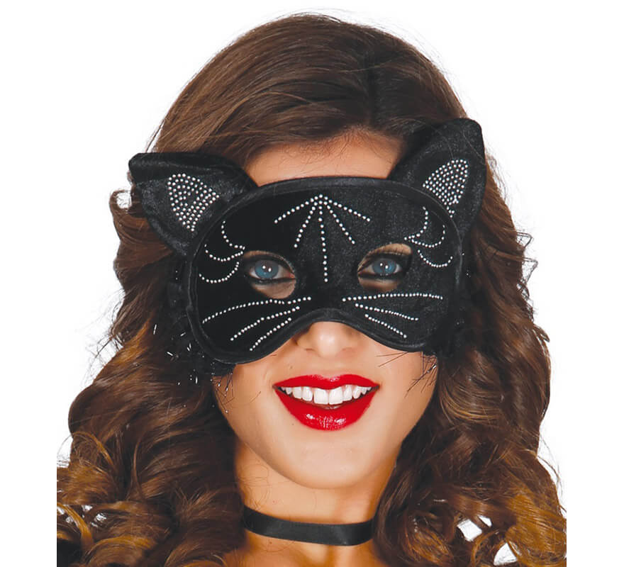 Disfraz de leona sexy para mujer for Disfraces antifaz