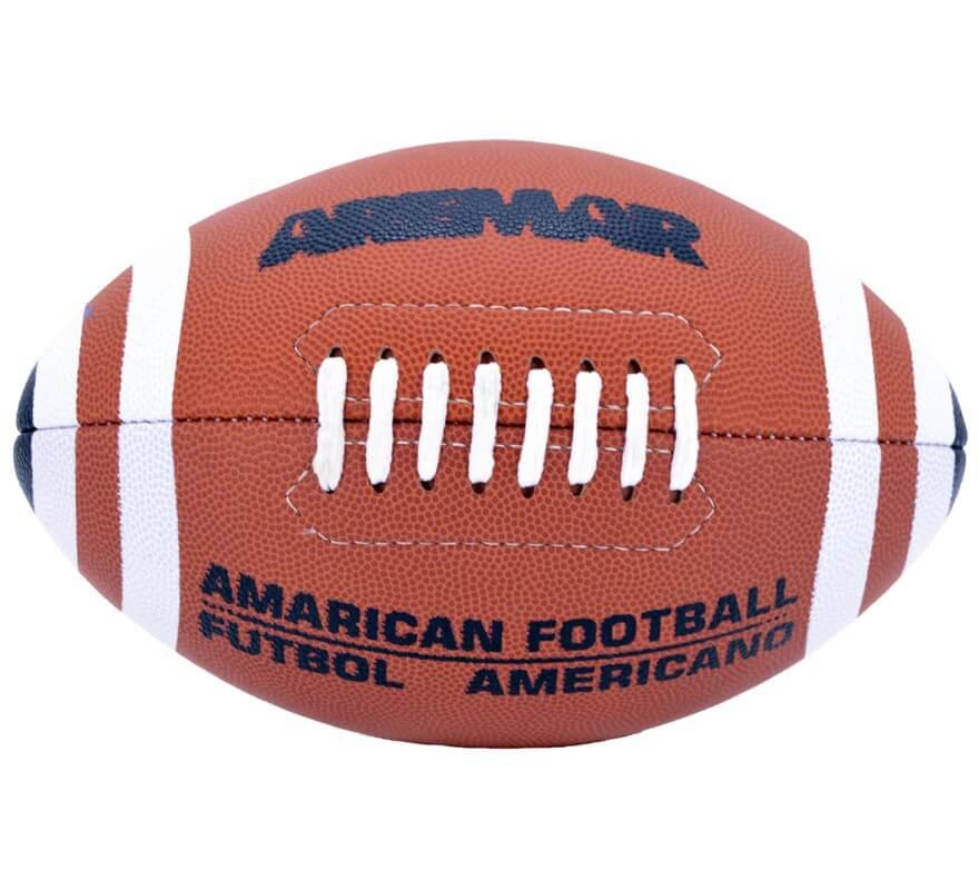 Ballon De Football Américain Ou Rugby